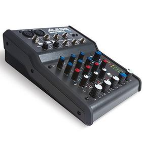 Alesis Multimix 4 Usb Fx   4-mezclador De Canales Con Efect