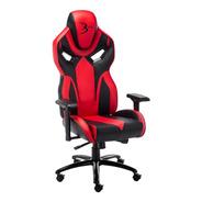 Silla Gamer Reclinable Digital Design Red Fury Rojo