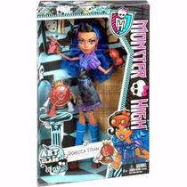 Boneca Monster High Robecca Steam Original Mattel Ref. Bbd79