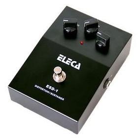 Clon Del Pedal Electro Harmonix Big Muff Ruso, Eleca Esd-1