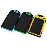 Cargador Solar Power Bank 30000 Mah + Linterna Led
