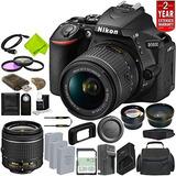 La Cámara De Nikon D5600 Dslr Con 18-55mm Vr Lente Af-p (n