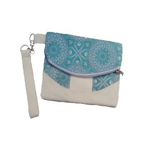 Cartera Tipo Clutch/ Sobre