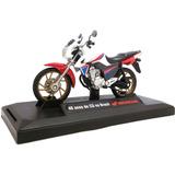 001167 Moto Honda Cg 40 Anos / Coleção Duas Rodas
