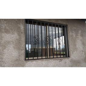Protecciones Fierro Ventanas Y Puertas