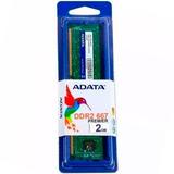 Memoria Ddr2 2gb 667 Mhz Adata Premier Ad2u667b2g5-s