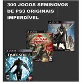 Jogos Playstation 3 Usados Loja Física Super Variedade Aqui