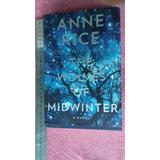 4 Libros Anne Rice (terror), 3 En Ingles 1 Español.
