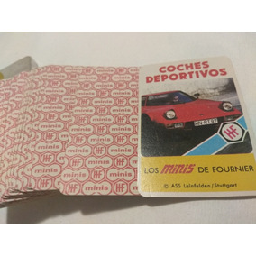 Cartas Mini Fournier Originales