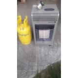 Estufa Gas 5 Kilos Sindelen Con Balon De Gas