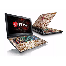 Notebook Gamer Msi Ge62 7re I7 7gen 16gb 128+1tb Gtx1050 4gb