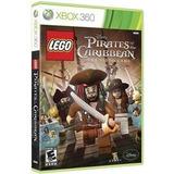 Lego Pirates Of The Caribbean - Original Xbox 360 - Nov
