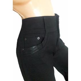 Pantalón Modelador C/cintura Faja-adhiere Como Calza T48/56