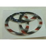 Calcomanía Emblema Sticker Toyota