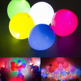 Luz De Led Para Baloes30un Decoraçao Festas, Casamentos