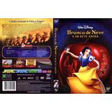 Branca De Neve E Os Sete Anões Dvd Original Novo
