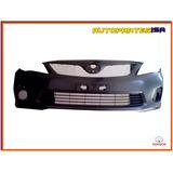 Parachoque Delantero Toyota Corolla Xei 2011-2012-2013-2014