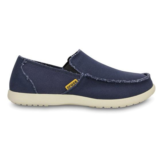 Crocs Originales Santa Cruz Azul Hombre