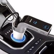 Transmissor Bluetooth Sd Card Radio Carros Celular Tablet