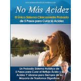 No Mas Acidez Libro Digital -pdf Jeff Martin