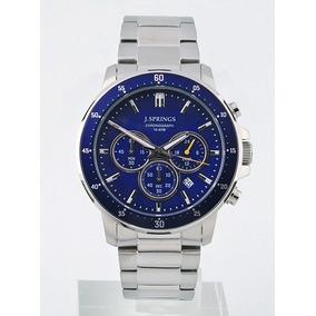 J Springs Bfc002 Analogo Crono Fechador Wr100m Relojfilia