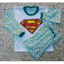 Pijamas Estampadas De Niños Talla 2, 4, 6, 8 Mayor Y Detal