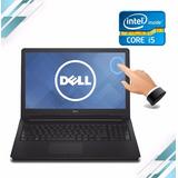 Laptop Dell / Intel Core I5/ 8gb / 1tb De Hdd/ Touch Nueva