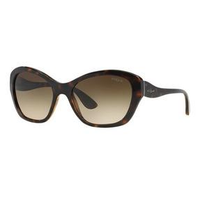 Vogue-vo2918s-óculos De Sol Marrom Tartaruga