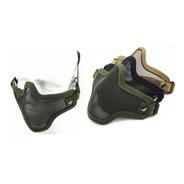 Mascara Militar Metalica Gotcha Paintball Airsoft Mask Casco