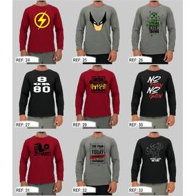 f57294d1a00f6 Camiseta Virgem Para Estampar Camisetas Blusas Manga Curta ...