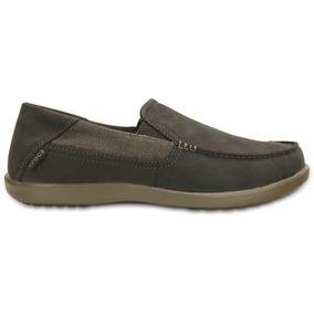 Ojotas Crocs Talle 40 Color Marrón 40 de Hombre en Mercado Libre ... cf19d2b6501