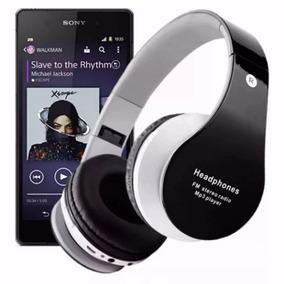 Fone De Ouvido Headphone Bluetooth Sem Fio Micro Fm B01