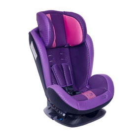 Autoasiento Unlimited Shield Purple