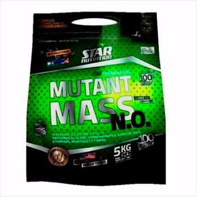Star Nutrition Mutant Mass 5 Kg Ganador De Peso
