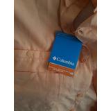 Camisa Columbia Talla Xl Color Naranja