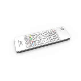 Rii 4-in-1 Wireless Multimedia Air Fly Mouse Keyboa -blanco