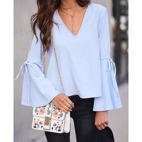 Blusas Para Mujer Limonni Li667 Campesinas