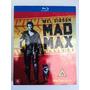 Blu-ray Mad Max Coleção (2013) - Novo Lacrado De Fábrica!!!