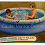 Pileta Inflable Con Aro Tipo Intex 152x38 Summer Escapes