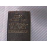 Aguilar - Poesia Hispanoamericana - Julio Caillet