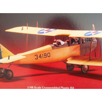 1/48 Modelismo A Escala Aeroplano Lindberg Curtiss Jenny