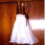 Vestido Para Cortejo Matrimonial, Para Niña, Talla 5 O 6