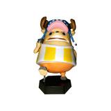 Figura One Piece / Chopper Playera Amarilla 10 Cms