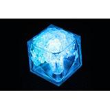 Cubos Hielo Luminoso Caja X 12- Ideal Bares Fiestas Eventos