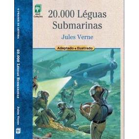 Livro 20 000 Léguas Submarinas