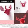 *fashionstore* Perchero Alhajero Ciervo Rojo Estilo Europeo