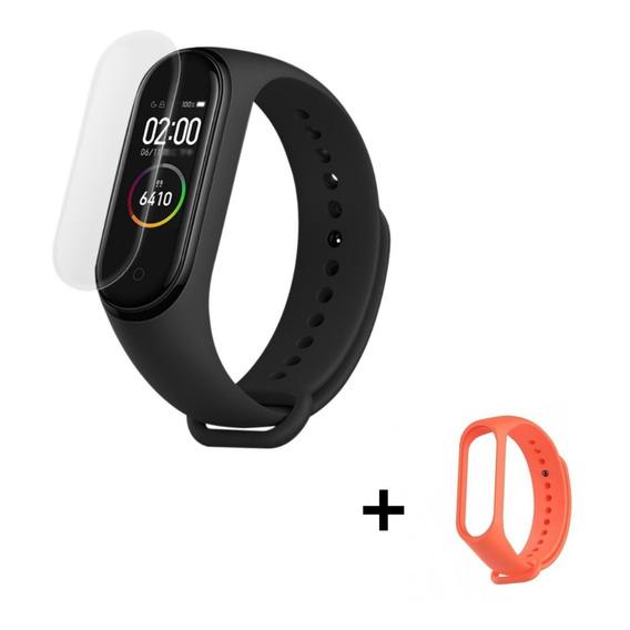 Xiaomi Mi Band 4 Version Global Smart Cardio + Film Protector + Malla Adicional Smartwatch Espa?ol Original Sellados