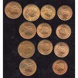 Moneda México 5 Cenetavos Las Josefas 1976 Al 1965