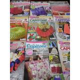 Lote X 9 Revistas Manualidades Bordados En Capitoné Palermo