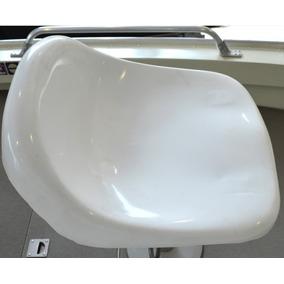 Cadeira Giratória Concha Náutico Lancha Barco Levefort